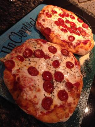 Laura's Pizza Recipe