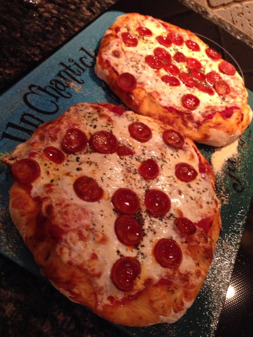 Laura's Pizza Recipe