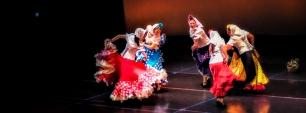 Old Madrid Flamenco Performance