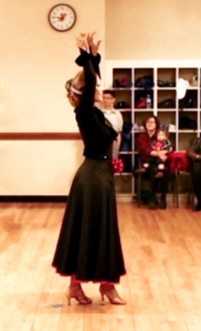 Me in Paso Doble solo
